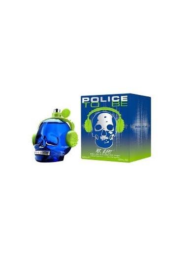 Police To Mr Beat Man Edt 125 Ml Renksiz